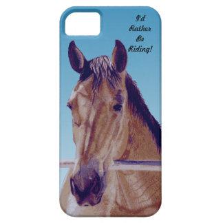 Beautiful Western Horse iPhone 5 Case