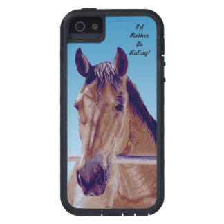 Beautiful Western Horse Case For iPhone SE/5/5s