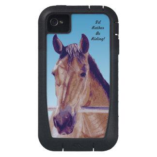 Beautiful Western Horse iPhone 4 Case
