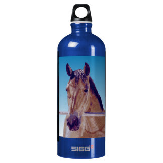 Beautiful Western Horse SIGG Traveler 1.0L Water Bottle