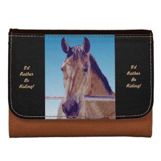 Beautiful Western Horse Wallets