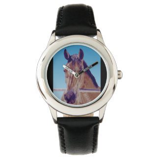 Beautiful Western Horse Watches