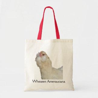 Beautiful Wheaten Ameraucana Chickens Bags