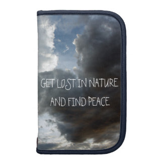 Beautiful White Fluffy Clouds Storm Cloud Organizers