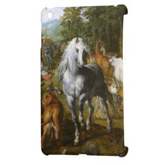 Beautiful White Horse iPad Mini Cover