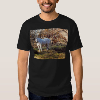 Beautiful White Horse Tshirts