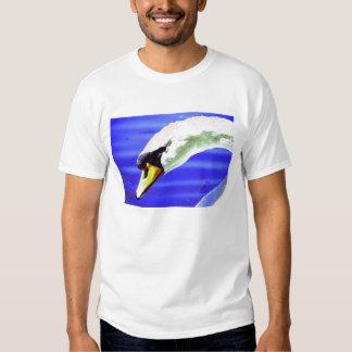 Beautiful White Swan Shirt
