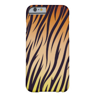 Beautiful wild Tiger Design Barely There iPhone 6 Case