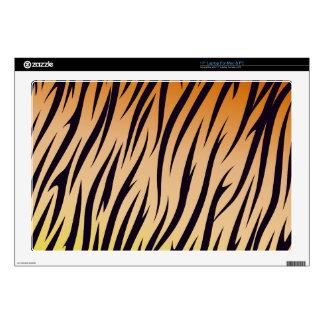 "Beautiful wild Tiger Design Skin For 17"" Laptop"