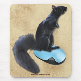 Beautiful Wildlife Design for Animal-lover Mouse Pad