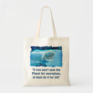 Beautiful Wildlife Design for Animal-lover Tote Bag
