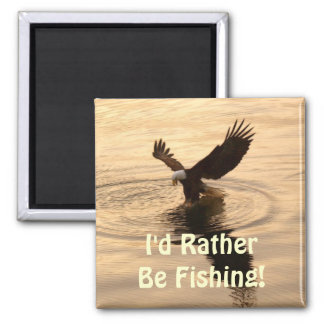 Beautiful Wildlife Design for Animal-lovers 2 Inch Square Magnet