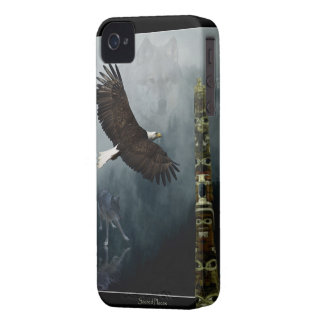 Beautiful Wildlife Design for Animal-lovers Case-Mate iPhone 4 Case