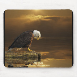 Beautiful Wildlife Design for Animal-lovers Mouse Pad