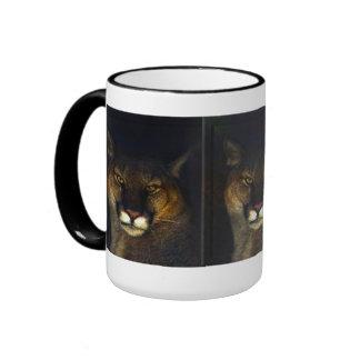 Beautiful Wildlife Design for Animal-lovers Ringer Mug