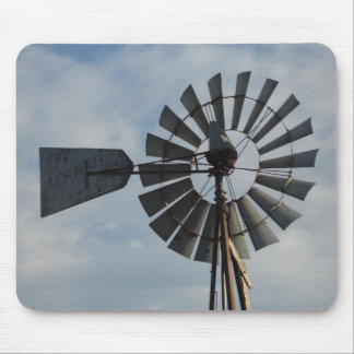 Beautiful windmill mousepad