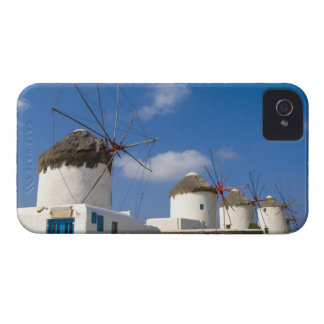 Beautiful windmills on the island of Mykonos, Case-Mate iPhone 4 Case