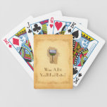 Beautiful Wine Lovers Playing Cards!
