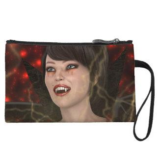 Beautiful Witch Wristlet Wallet