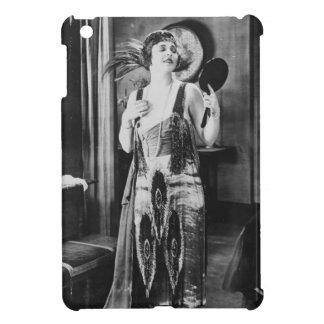 Beautiful Woman Flapper Dress 1920s iPad Mini Cover