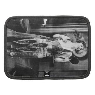 Beautiful Woman Flapper Dress 1920s Planners