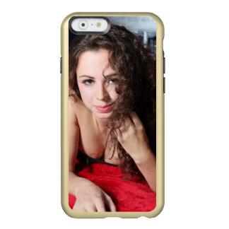Beautiful Woman Incipio Feather Shine iPhone 6 Case