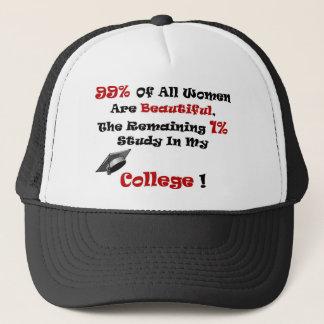 Beautiful Women 2 Full Trucker Hat