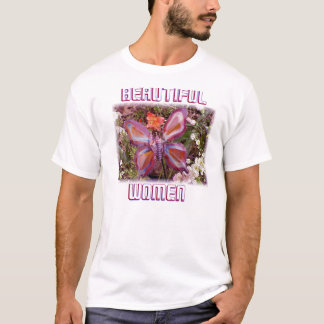 BEAUTIFUL WOMEN(MOJISOLA A GBADAMOSI) T-Shirt