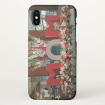 Beautiful Wonderful Mom with Love iPhone X Case