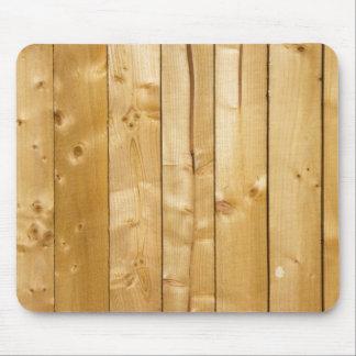 Beautiful Wood Mouse Pad