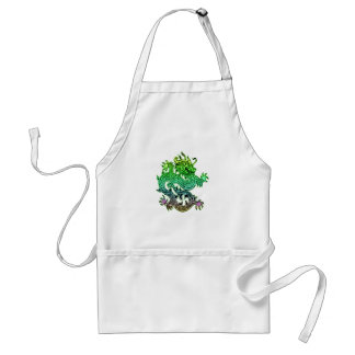 Beautiful Year of the Dragon Gifts Adult Apron