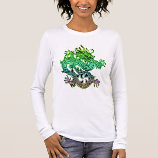 Beautiful Year of the Dragon Gifts Long Sleeve T-Shirt