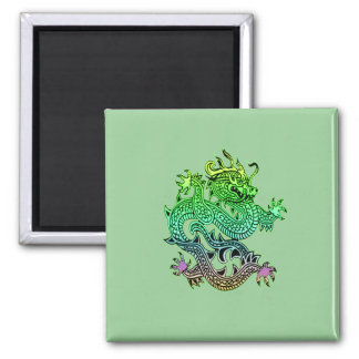 Beautiful Year of the Dragon Gifts Magnet