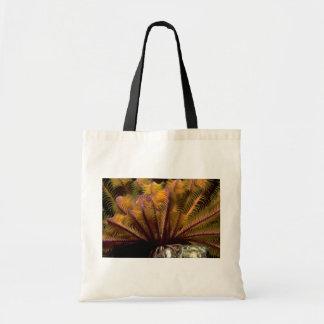 Beautiful Yellow crinoid Canvas Bags