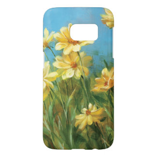Beautiful Yellow Daisies Samsung Galaxy S7 Case