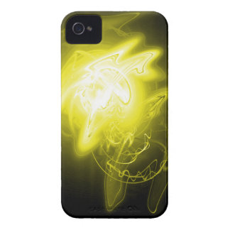 Beautiful Yellow Energy Case-Mate iPhone 4 Cases