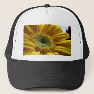 Beautiful Yellow Flower in the Morning Light Trucker Hat