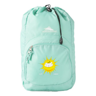 beautiful yellow sun keep shinning high sierra backpack