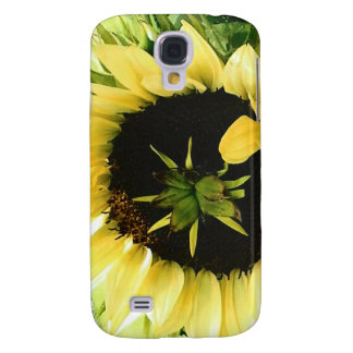 Beautiful Yellow Sunflower Samsung Galaxy S4 Cover