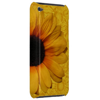Beautiful Yellow Sunflowers Barely There iPod Cover