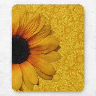 Beautiful Yellow Sunflowers Mousepad