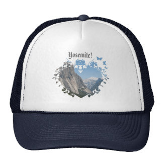 Beautiful Yosemite Hat! Trucker Hat