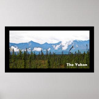 Beautiful Yukon Poster