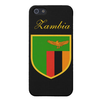 Beautiful Zambia Flag iPhone SE/5/5s Cover