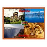 Beautiful Zimbabwe Postcard