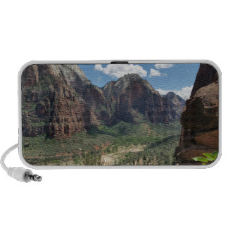 Beautiful Zion National Park Portable Speaker