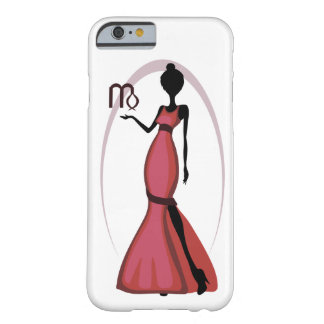 Beautiful Zodiac Sign Virgo Barely There iPhone 6 Case