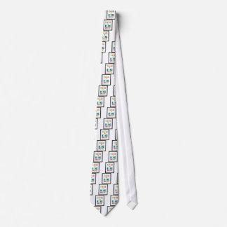Beautifull Cup Neck Tie