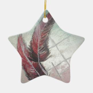 beautifull love ceramic ornament
