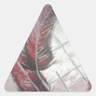 beautifull love triangle sticker